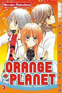 Orange Planet 5 - Klickt hier für die große Abbildung zur Rezension