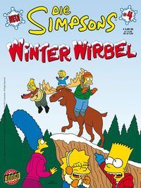 Die Simpsons Winter Wirbel 4 - Klickt hier für die große Abbildung zur Rezension