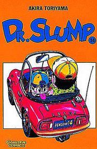 Dr. Slump 14 - Klickt hier für die große Abbildung zur Rezension