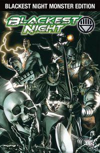 Blackest Night Monster Edition - Klickt hier für die große Abbildung zur Rezension