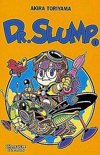 Dr. Slump 1 - Klickt hier für die große Abbildung zur Rezension