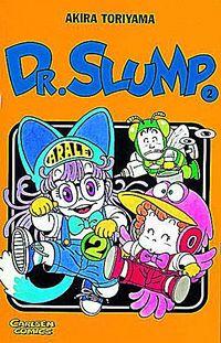 Dr. Slump 2 - Klickt hier für die große Abbildung zur Rezension