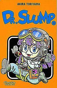 Dr. Slump 3 - Klickt hier für die große Abbildung zur Rezension