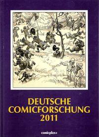 Deutsche Comicforschung 2011 - Klickt hier für die große Abbildung zur Rezension