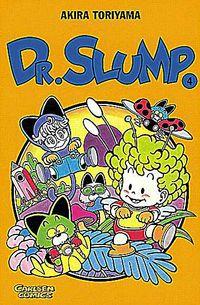 Dr. Slump 4 - Klickt hier für die große Abbildung zur Rezension