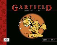 Garfield Gesamtausgabe 16: 2008 bis 2010 - Klickt hier für die große Abbildung zur Rezension