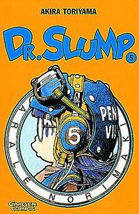 Dr. Slump 5 - Klickt hier für die große Abbildung zur Rezension