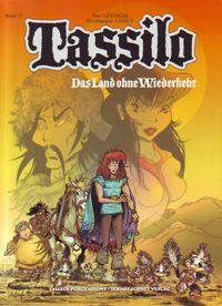 Tassilo 13: Das Land ohne Wiederkehr - Klickt hier für die große Abbildung zur Rezension