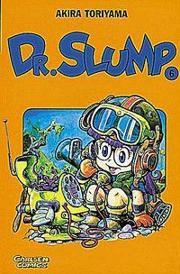 Dr. Slump 6 - Klickt hier für die große Abbildung zur Rezension