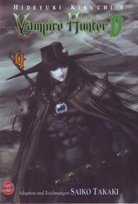 Vampire Hunter D 4 - Klickt hier für die große Abbildung zur Rezension