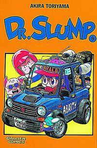 Dr. Slump 9 - Klickt hier für die große Abbildung zur Rezension