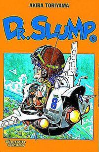 Dr. Slump 8 - Klickt hier für die große Abbildung zur Rezension