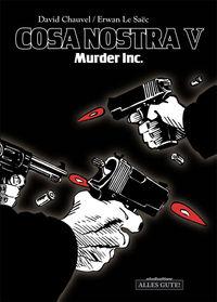 Cosa Nostra V: Murder Inc. - Klickt hier für die große Abbildung zur Rezension