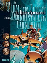 Die Meisterkartographen 2: Die Türme von Floovant & Der Kristall von Carmerlot - Klickt hier für die große Abbildung zur Rezension