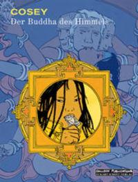 Der Buddha des Himmels - Klickt hier für die große Abbildung zur Rezension
