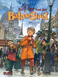Die Vier von der Baker Street 2: Die Akte Raboukin - Klickt hier für die große Abbildung zur Rezension