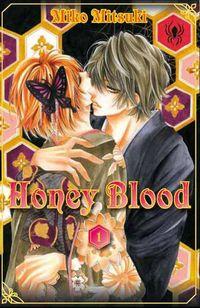 Honey Blood 1 - Klickt hier für die große Abbildung zur Rezension