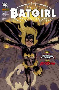Batgirl 2: Mindestanforderungen  - Klickt hier für die große Abbildung zur Rezension