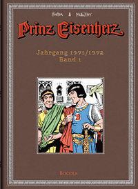 Prinz Eisenherz - Die Foster & Murphy Jahre 1 - Klickt hier für die große Abbildung zur Rezension