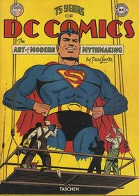 75 Years of DC: The Art of modern Mythmaking - Klickt hier für die große Abbildung zur Rezension