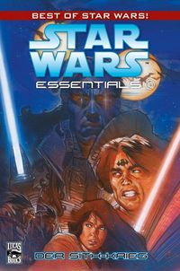 Star Wars Essentials 10: Jedi Chroniken: Der Sith - Krieg - Klickt hier für die große Abbildung zur Rezension