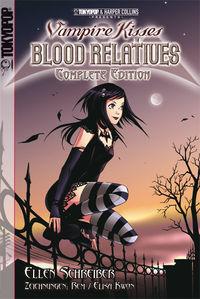Vampire Kisses – Blood Relatives, Complete Edition - Klickt hier für die große Abbildung zur Rezension