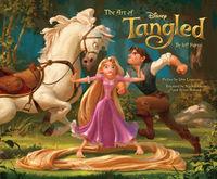 The Art of Tangled - Klickt hier für die große Abbildung zur Rezension
