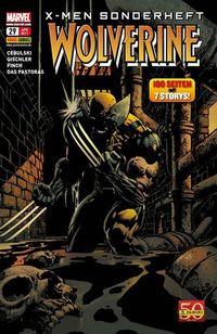 X-Men Sonderheft 29: Wolverine - Klickt hier für die große Abbildung zur Rezension