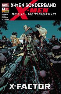 X-Men Sonderband 34: Messias - Die Wiederkunft 1 - Klickt hier für die große Abbildung zur Rezension
