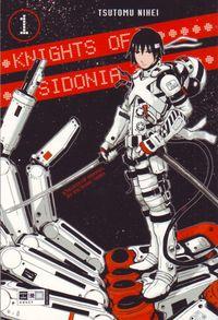 Knights of Sidonia 1 - Klickt hier für die große Abbildung zur Rezension