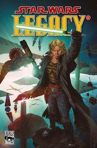 Star Wars Sonderband 60: Legacy IX – Cade Skywalker, Sith-Jäger - Klickt hier für die große Abbildung zur Rezension