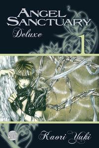 Angel Sanctuary Deluxe 1 - Klickt hier für die große Abbildung zur Rezension