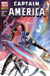 Captain America 5: Wächter der Freiheit - Klickt hier für die große Abbildung zur Rezension