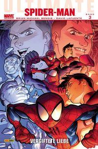Ultimate Spider-Man 3: Vergiftete Liebe - Klickt hier für die große Abbildung zur Rezension