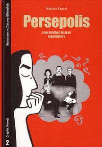SZ Bibliothek Graphic Novels 2: Persepolis - Klickt hier für die große Abbildung zur Rezension