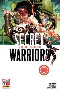 Secret Warriors 3: Erweckt die Bestie - Klickt hier für die große Abbildung zur Rezension