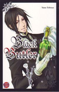 Black Butler 5 - Klickt hier für die große Abbildung zur Rezension