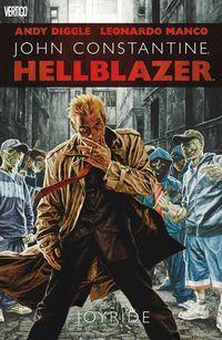 John Constantine - Hellblazer 10: Spritztour - Klickt hier für die große Abbildung zur Rezension