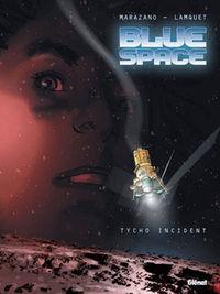 Blue Space 1: Der Tycho-Vorfall - Klickt hier für die große Abbildung zur Rezension