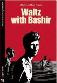 SZ Bibliothek Graphic Novels 10: Waltz with Bashir - Klickt hier für die große Abbildung zur Rezension