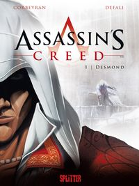 Assassin´s Creed 1: Desmond - Klickt hier für die große Abbildung zur Rezension