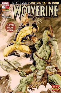 Wolverine 12: 7 auf die harte Tour - Klickt hier für die große Abbildung zur Rezension