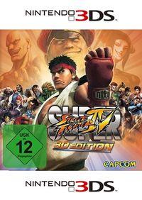 Super Street Fighter IV - 3D Edition - Klickt hier für die große Abbildung zur Rezension