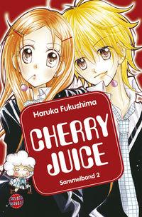 Cherry Juice - Sammelband Edition2 - Klickt hier für die große Abbildung zur Rezension