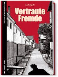 SZ Bibliothek Graphic Novels 7: Vertraute Fremde - Klickt hier für die große Abbildung zur Rezension