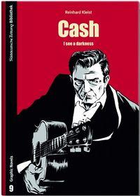 SZ Bibliothek Graphic Novels 9: Cash – I see a darkness - Klickt hier für die große Abbildung zur Rezension