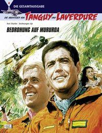 Die Abenteuer von Tanguy und Laverdure - Die Gesamtausgabe 4 - Klickt hier für die große Abbildung zur Rezension