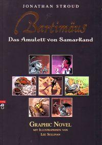 Bartimäus - Das Amulett von Samarkand - Klickt hier für die große Abbildung zur Rezension