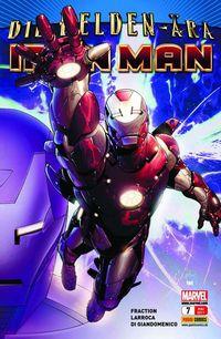 Iron Man 7: Stark Resilient - Klickt hier für die große Abbildung zur Rezension
