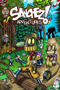 Sanchez Adventures 1 - Klickt hier für die große Abbildung zur Rezension